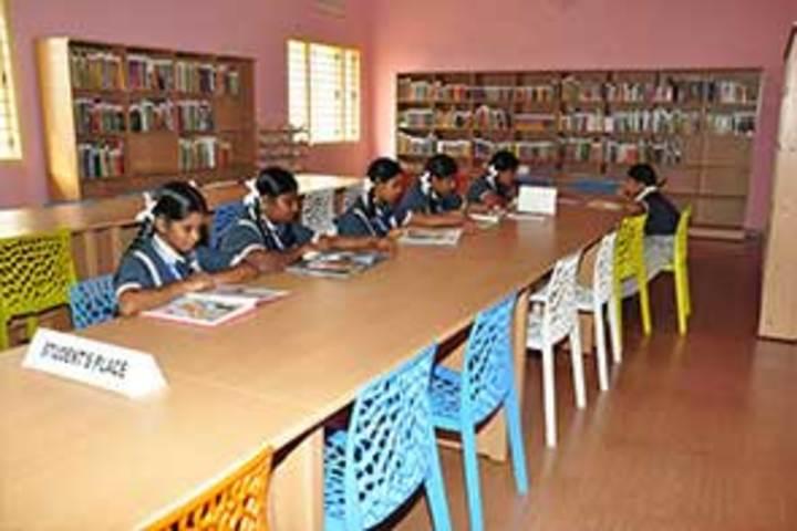 Vivekanandha School-Library