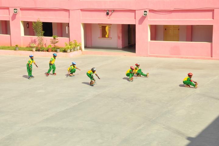 Vivekanandha School-Play Ground