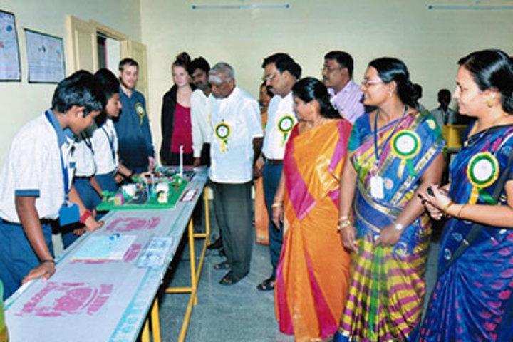 Vivekanandha School-Science Exhibition