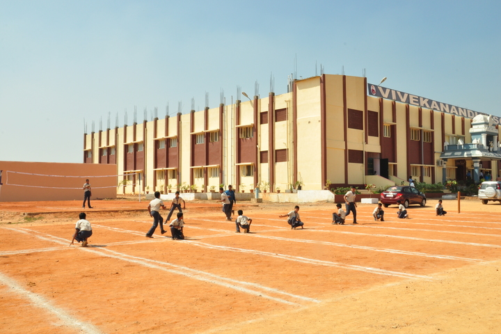 Vivekanandha School-Sports