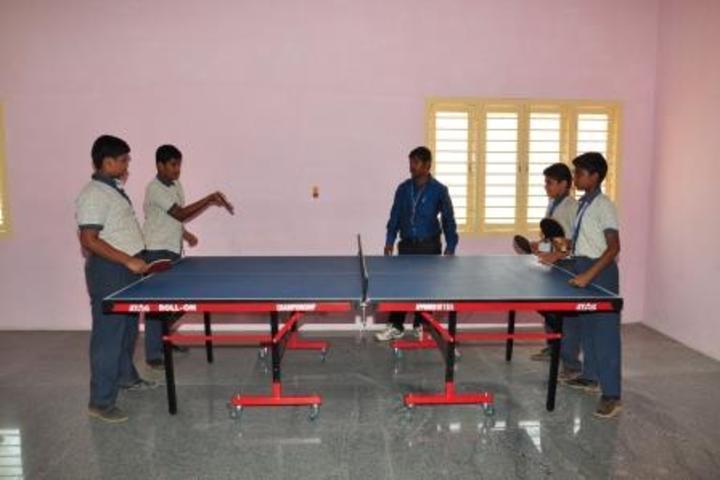 Vivekanandha School-Table Tennis