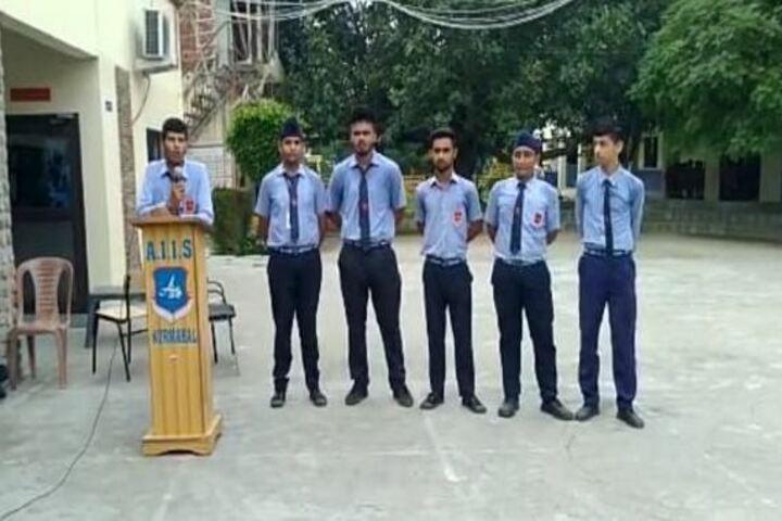 A I International School-Assembly