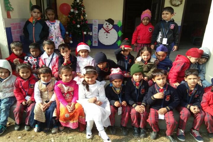 A I International School-Christmas Celebrations