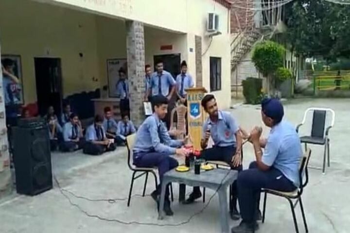 A I International School-Skit