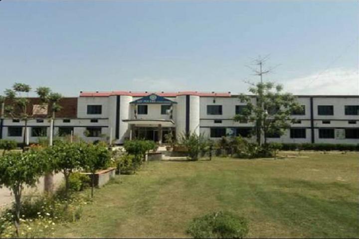 A P S Public School-Campus View