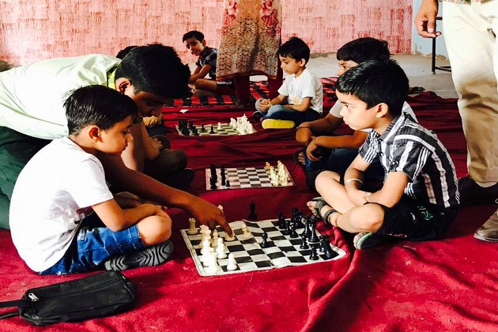 A V Public School-Chess