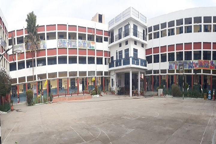 A A R Jain Model Senior Secondary School-Campus View