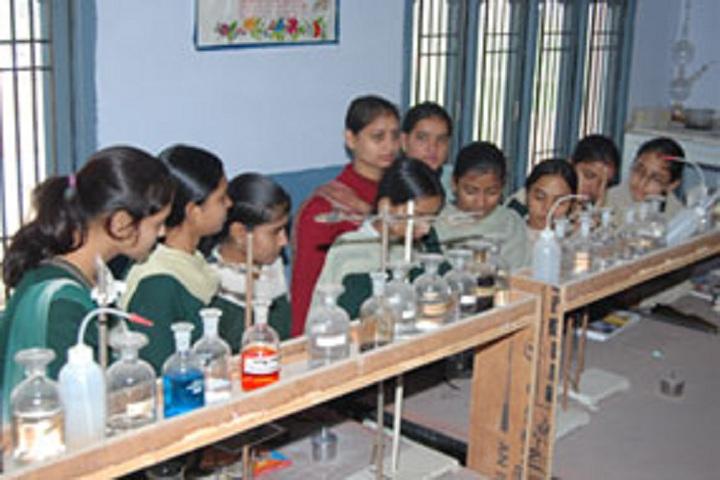 A A R Jain Model Senior Secondary School-Lab