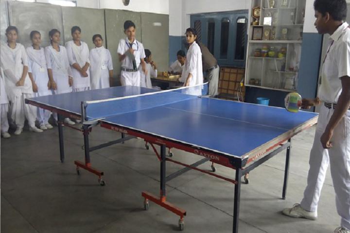 A A R Jain Model Senior Secondary School-Table Tennis