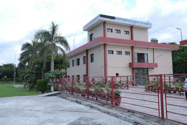 Aadesh International School-School Building