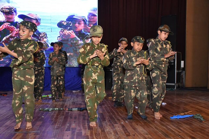 AAKARSHAN PUBLIC SCHOOL-army