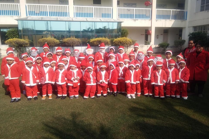 AC Global School-Xmas