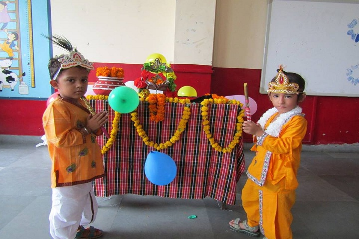 AC Global School-Janmastami