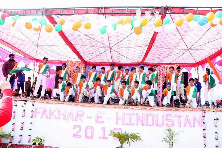 academic heights public school-Republic day