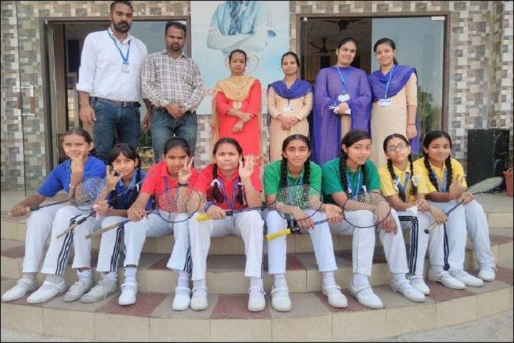 academic heights public school-badminton