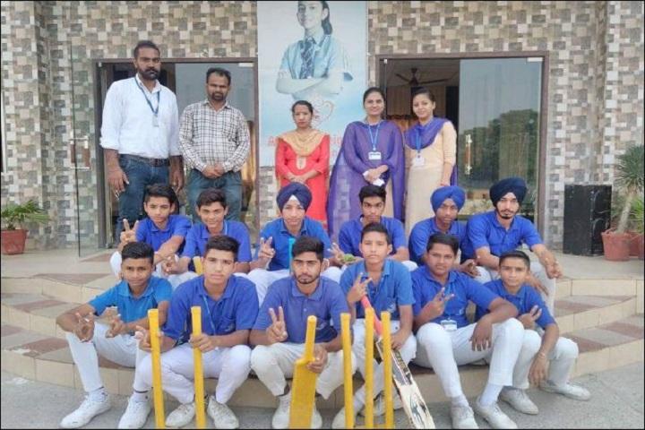 academic heights public school-cricket