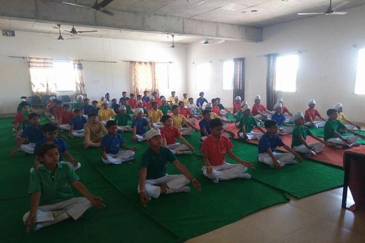 academic heights public school-meditation