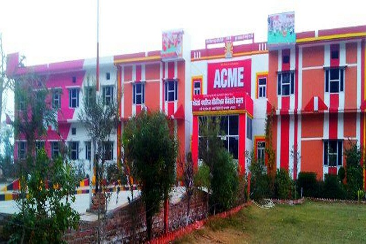 ACME PUBLIC SCHOOL-building