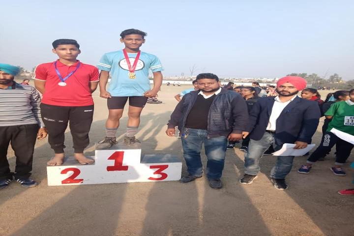 Adarsh Public School-prize