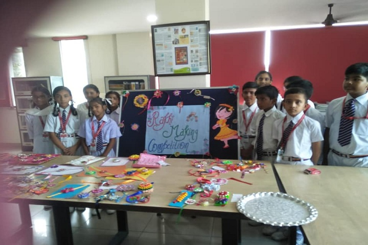 Adarsh Public School-Activity