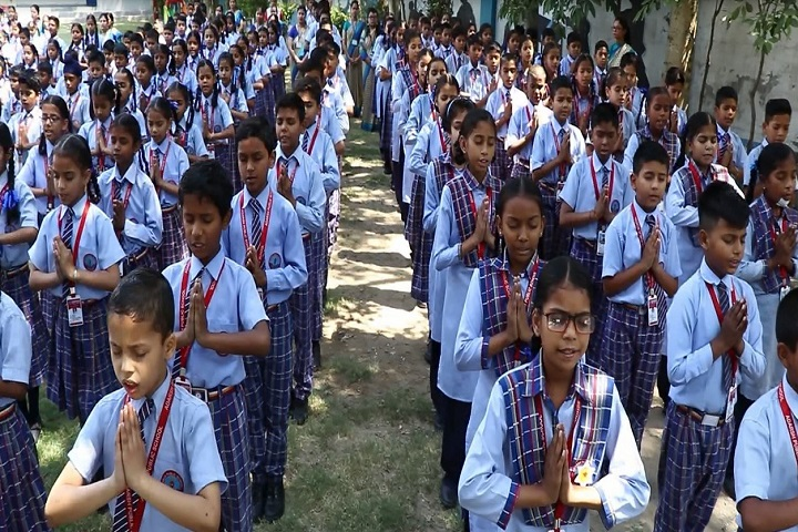 Adarsh Public School-Prayer