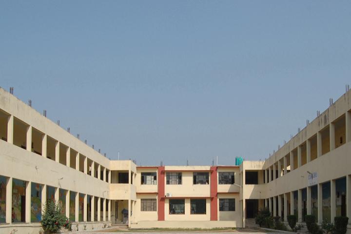 ADHARSHILA THE FOUNDATION-school inner view