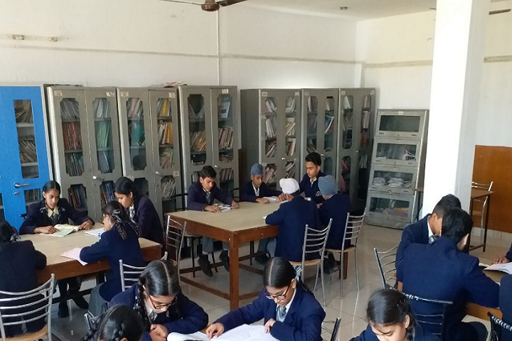 ADHARSHILA THE FOUNDATION-school library