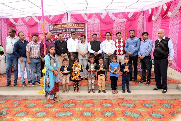 AGGARSAIN INTERNATIONAL PUBLIC SCHOOL-event