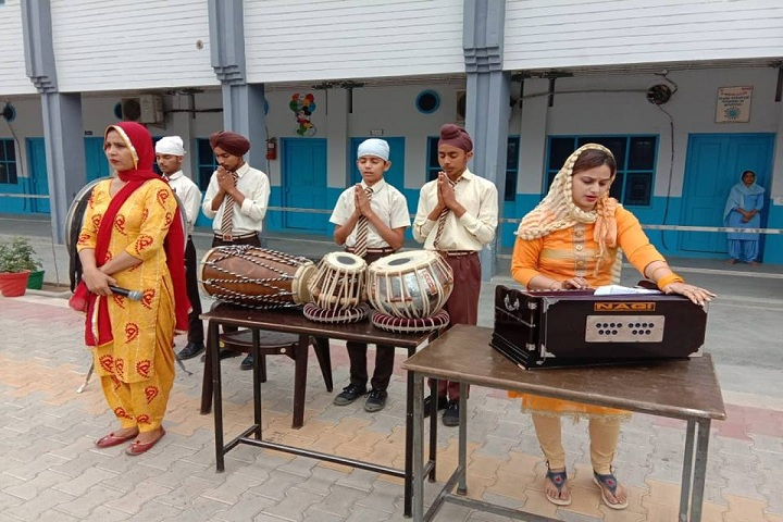 AGGARSAIN INTERNATIONAL PUBLIC SCHOOL-music
