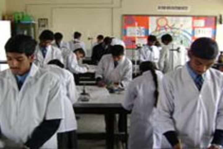 Air Force School-Physics Lab