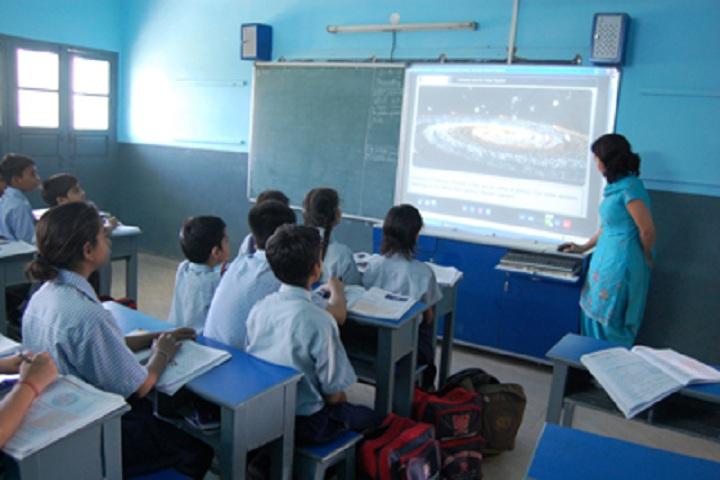 AJANTA PUBLIC SCHOOL-classroom