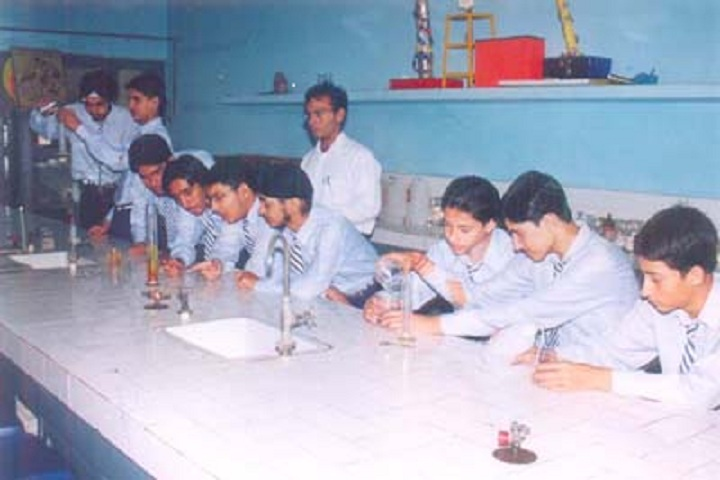 AJANTA PUBLIC SCHOOL-lab