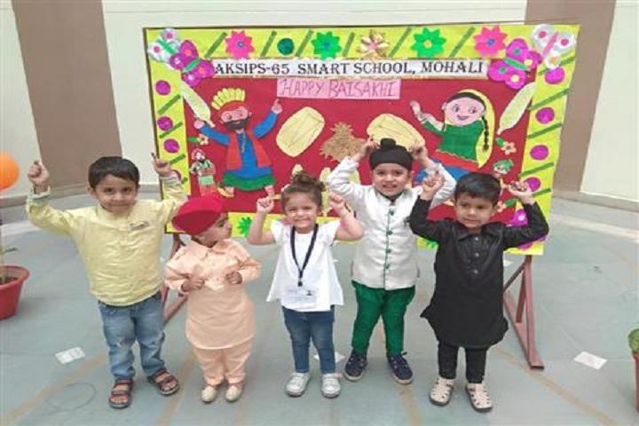 ajit karam singh international public school-Baisakhi