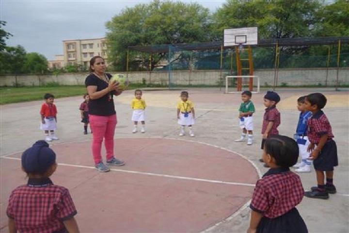 ajit karam singh international public school-KG play area