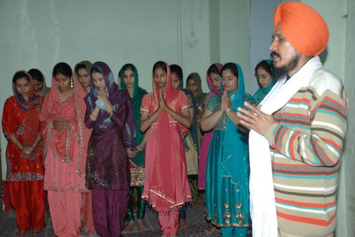 Akal Academy-School Prayer