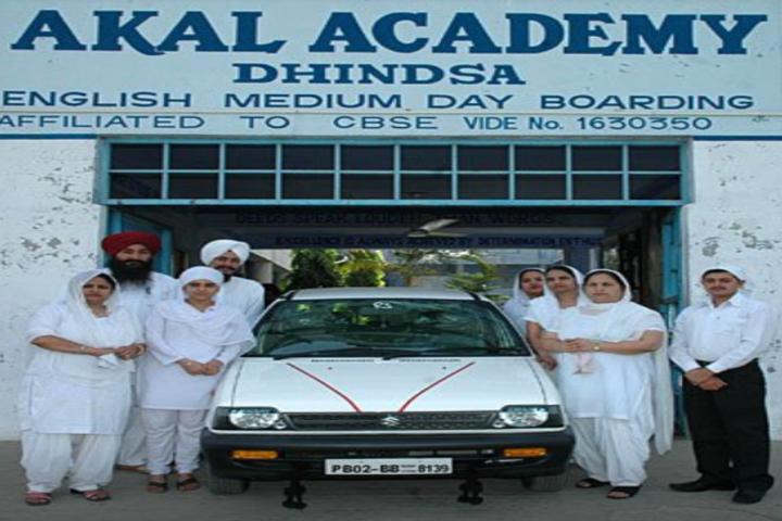 Akal Academy-School members