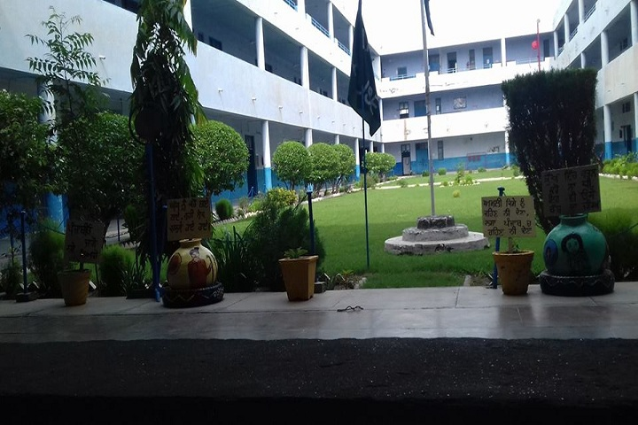 Akal Academy Kauri Wara-inner view