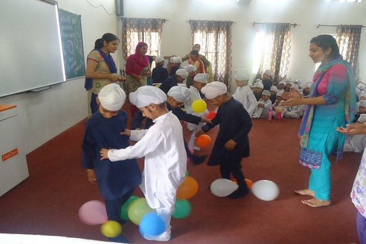 Akal Academy-Activities