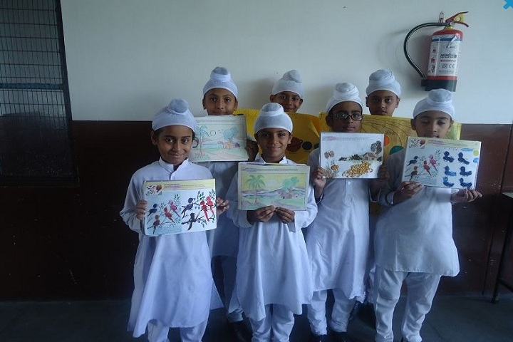 Akal Academy-Drawings