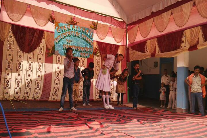 Gyan Asthali Residential School-Music Activity
