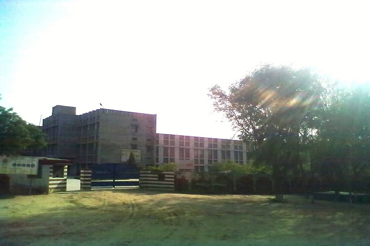 Akal Academy-Campus View entrance