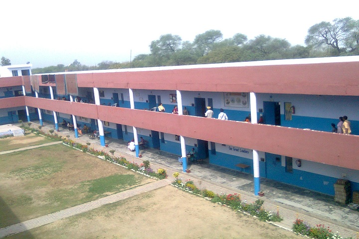 Akal Academy-Campus View inside