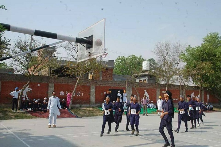 Akal Academy-Basket Ball