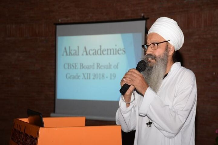 Akal Academy-Speech