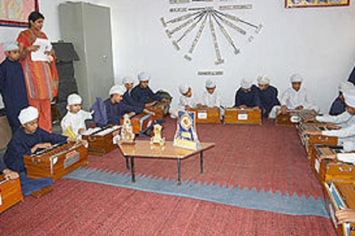 Akal Academy-Music Room