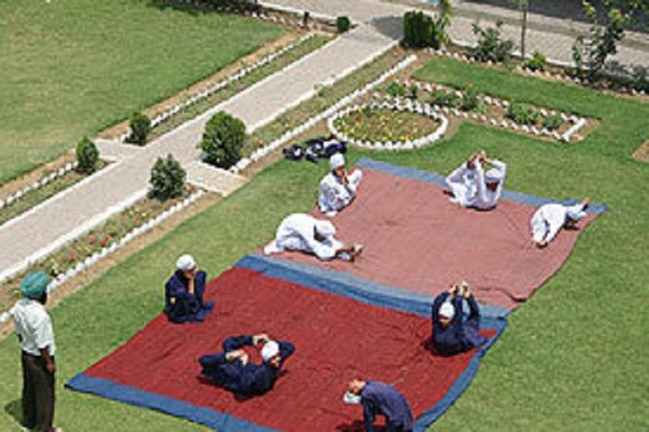 Akal Academy-Yoga