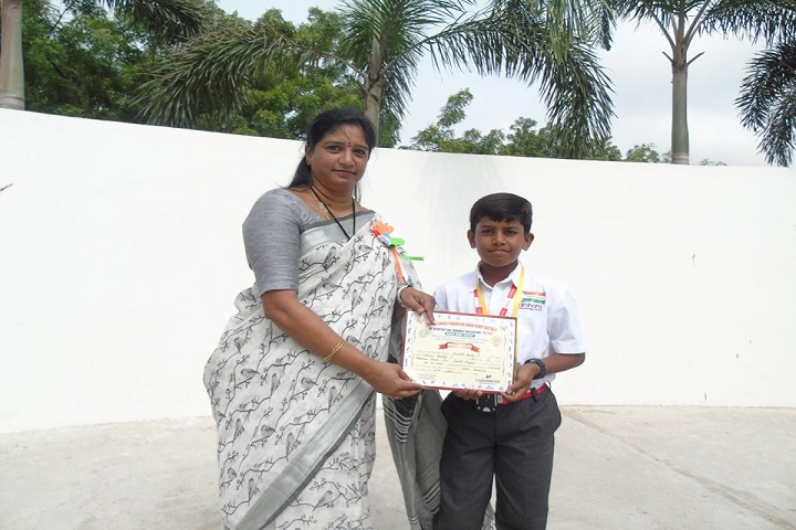 Akshara The School-Winner
