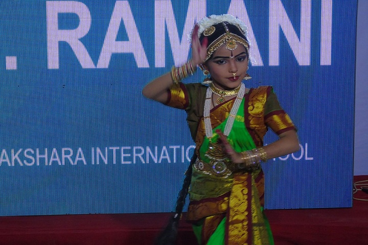 Akshara The School-Cultural Dance