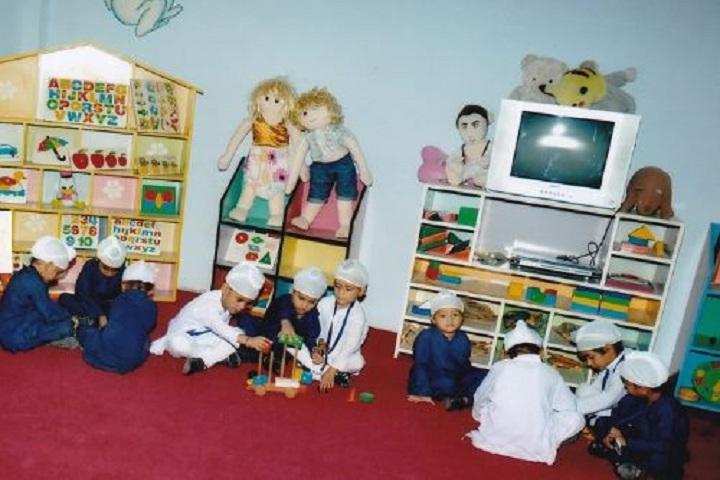 Akal Academy-Kids Area