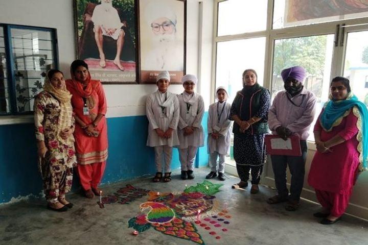 Akal Academy-Festival Celebrations